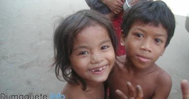 Dumaguete beggars
