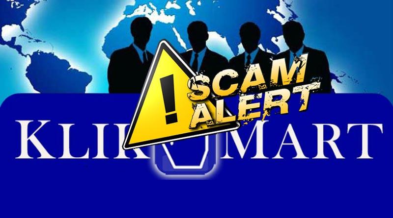 Klickmart Scam Alert