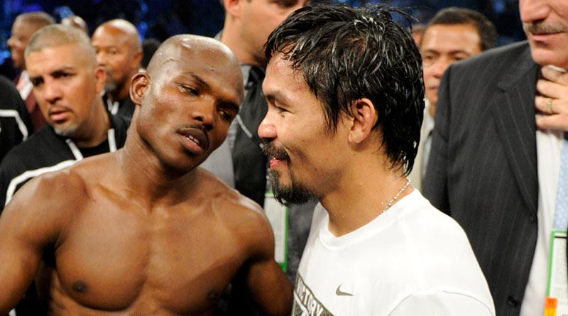 Pacquio vs Bradley