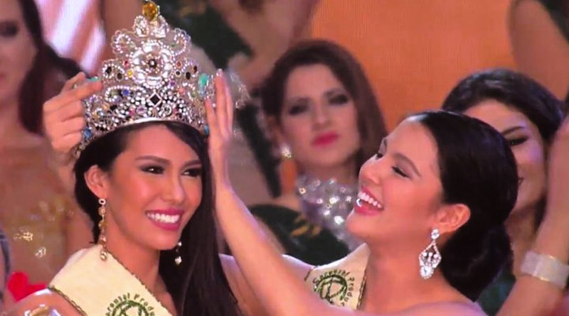 Miss Earth 2015 Angelia Ong