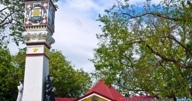 Quezon Park of Dumaguete-City