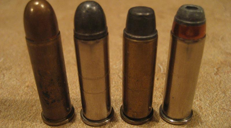 .22 caliber revolver bullet