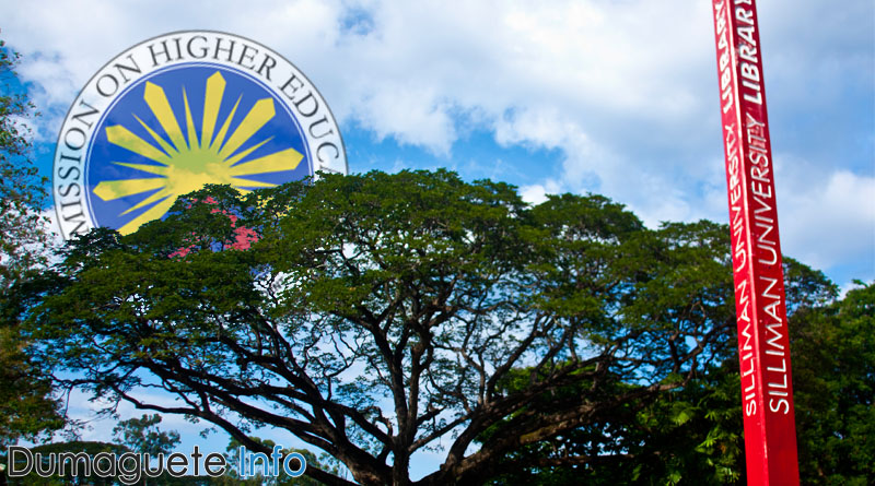 CHED Silliman