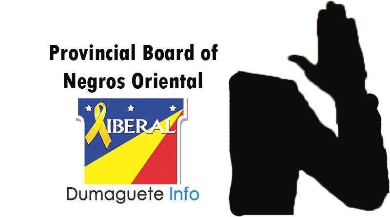 Provincial Board of Negros Oriental