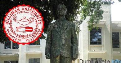 Silliman University in Dumaguete