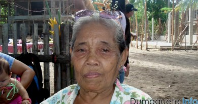 Senior Citizen in Dumaguete