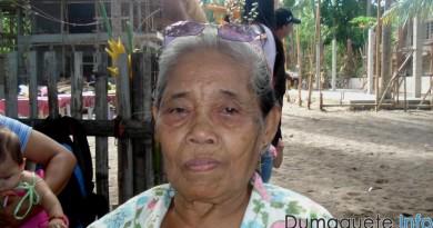 Senior Citizen in Dumaguete