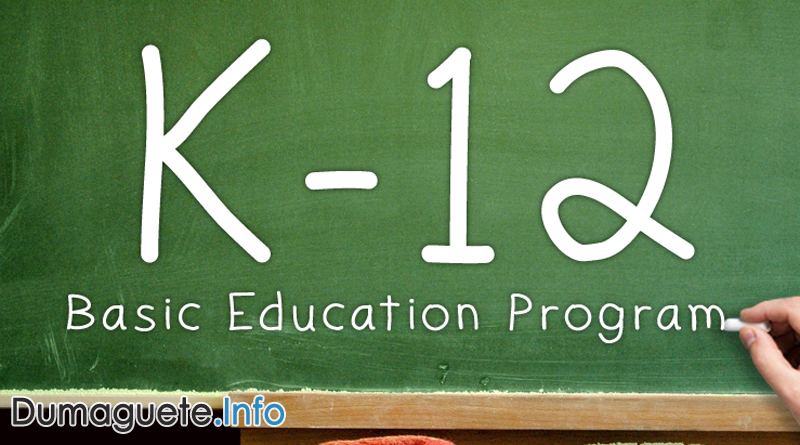 DepEd K to 12
