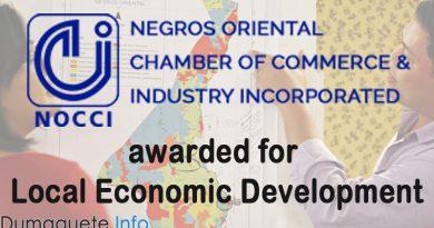 NOCCI - Award