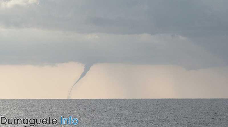 Tornado hits Bacolod