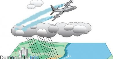 cloud seeding Negros