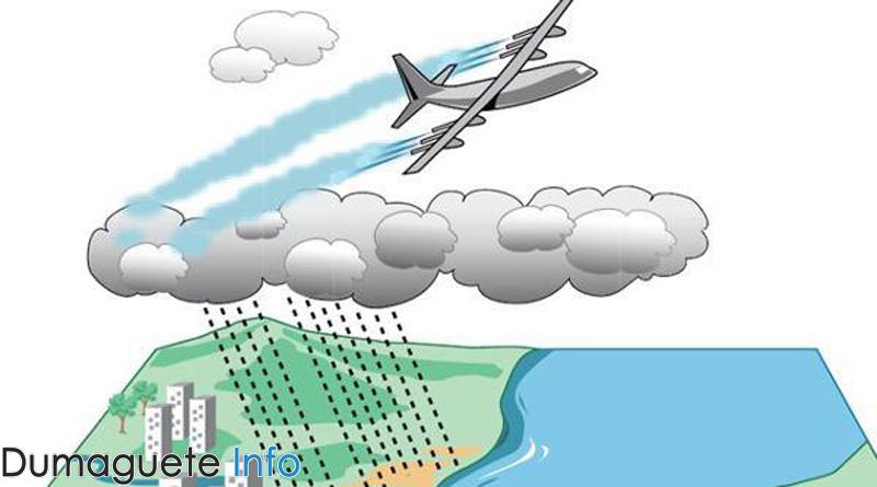 cloud seeding Negros