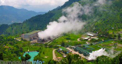 EDC Geothermal Plant-Valencia
