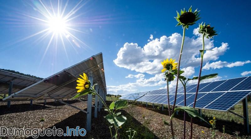 Silliman University solar project