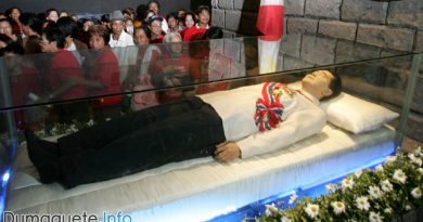 Marcos Burial