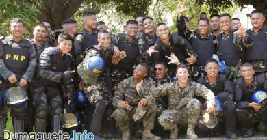 PNP and AFP Exercise