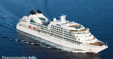 Cruise Ship MS Seabourn Sojourn