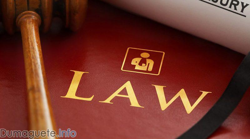 Oath taking of top Silliman University Law