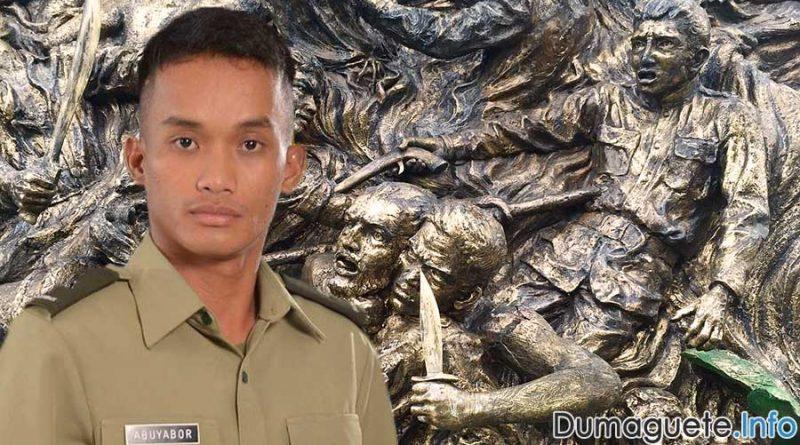 2 Lt. McGlen Abuyador