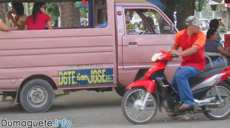Anti-Distracted Driving Act in Dumaguete
