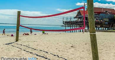 Beach Volleyball Tournament in Bago City