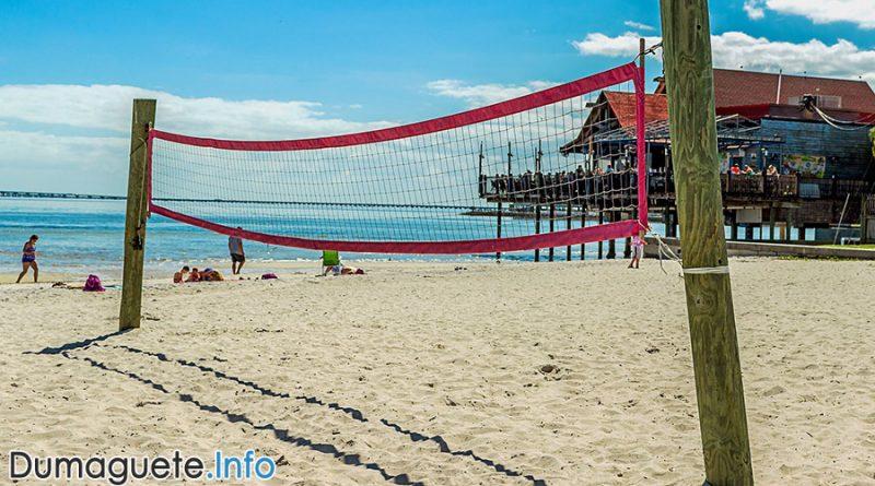 Beach Volleyball Tournament in Bago City