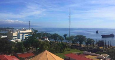 Dumaguete City Worldview Pension Plaza