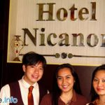 Book your comfy rooms in Hotel Nicanor now!