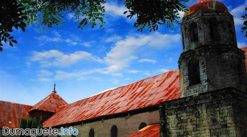 Lazi-Church-San Isidro Labrador Parish-Siquijor