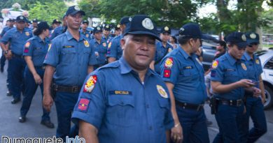 Police recruitment for NAPOLCOM
