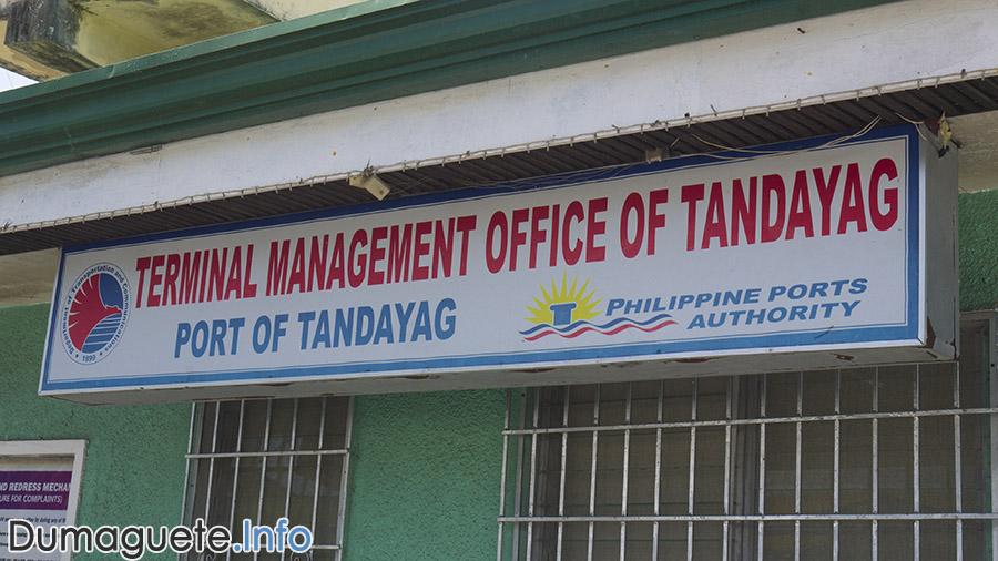 Sea Port-Port of Tandayag-Terminal Managment Office of Tandayag