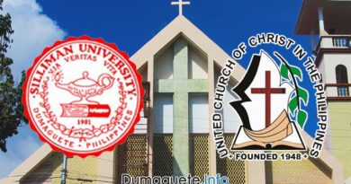 UCCP Church in Bohol by Silliman University