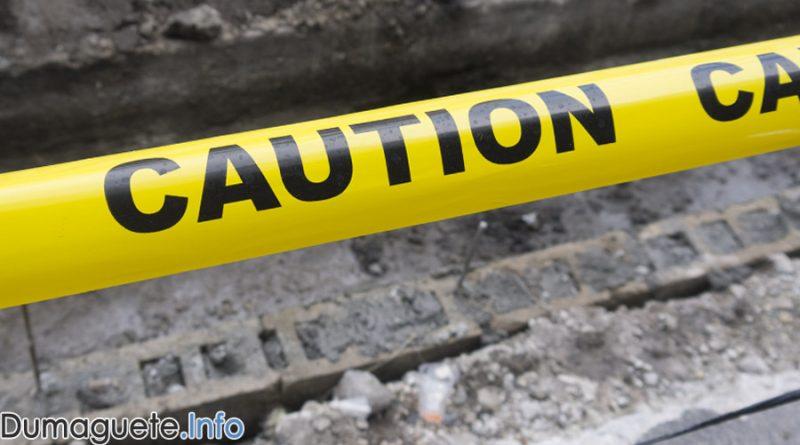 Caution-Guihulngan ambush
