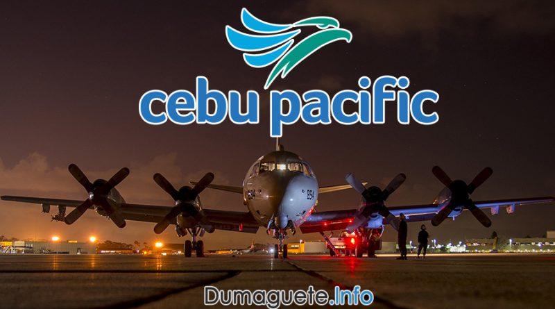 Cebu Pacific Dumaguete Manila Flights