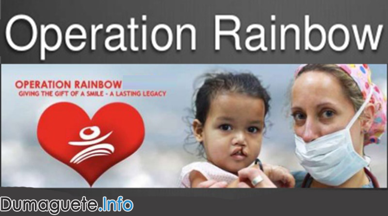 Operation Rainbow Mission -Cleft Operation
