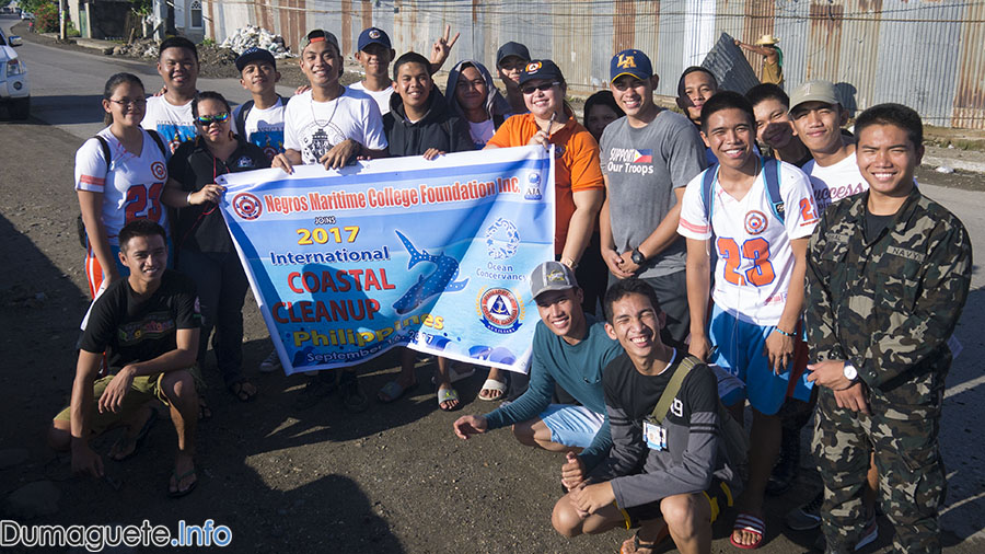 Dumaguete Coastal Clean Up 02