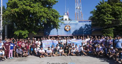 Dumaguete Coastal Clean Up