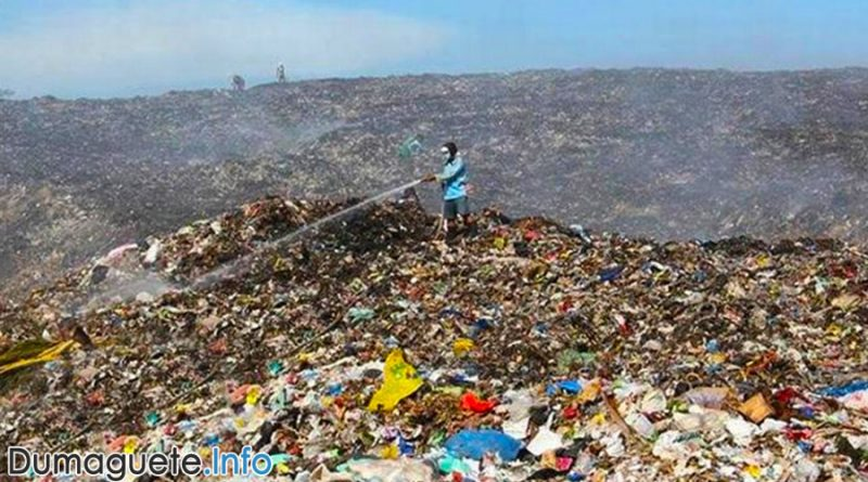 Mayor to Solve Candau-ay Dumpsite Issues
