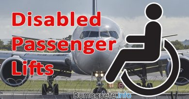 Disabled Passenger Lift for Cebu Pacific