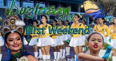 First Buglasan Festival 2017 Weekend