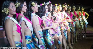 Miss Negros Oriental 2017 Swimwear Competition