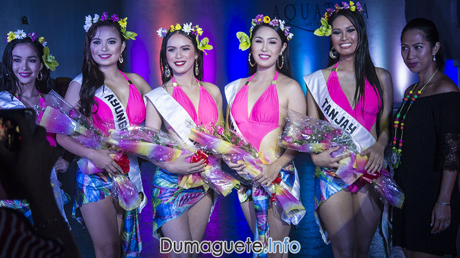 Miss Negros Oriental 2017 Swimwear Competition - Top 5