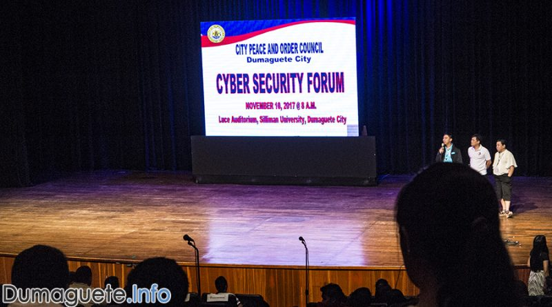Dumaguete Cyber Security Forum
