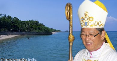 Dumaguete Diocese Develop Commission on Climate Change