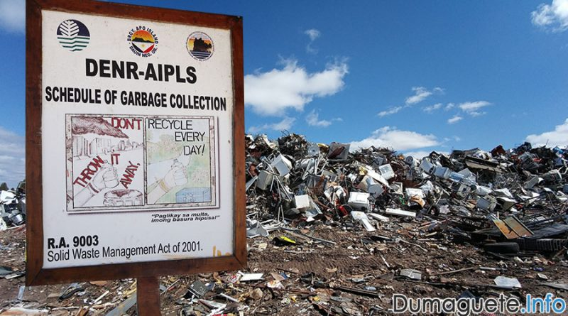 Dumpsite Problem - Dumaguete Allocates Sanitary Landfill Funds
