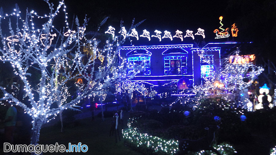 Dr. Absin's Christmas House