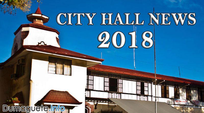 City Hall News 2018