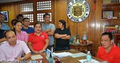 Governor Degamo – Back in Office Again