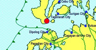 Earthquakes in Negros Oriental - Possibly Stronger