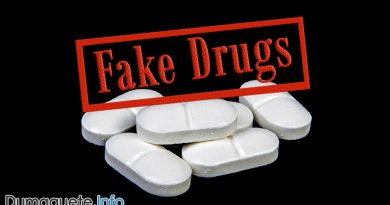 Duterte Fight Against Fake Drugs